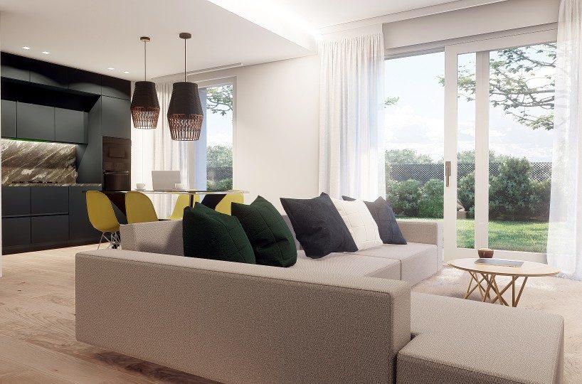 Quadrifamiliare appartamenti su 2 piani Lissaro di Mestrino copertina